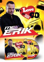 soutěž CD - MC Erik - We love the 90s