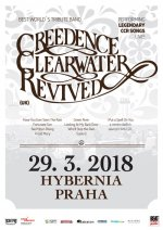 soutěž CREEDENCE CLEARWATER REVIVED