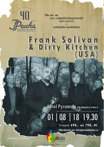 soutěž Frank Solivan a Dirty Kitchen