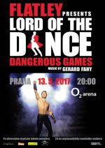 soutěž LORD OF THE DANCE - Dangerou Games 2017