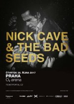 soutěž NICK CAVE & THE BAD SEEDS