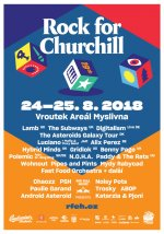 Rock for Churchill 2018 Vroutek