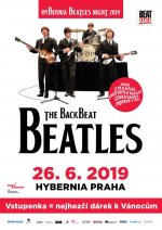 soutěž THE BACKBEAT BEATLES