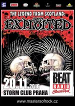 soutěž THE EXPLOITED a THE CASUALTIES