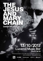 THE JESUS AND MARY CHAIN - 13.10.2017 PRAHA