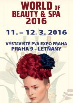 soutěž WORLD OF BEAUTY & SPA 2016 jaro