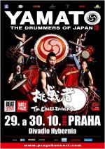 soutěž YAMATO - THE DRUMMERS OF JAPAN